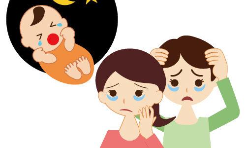 子育て中の辛い時期の乗り越え方〜外出と夜泣き対策〜