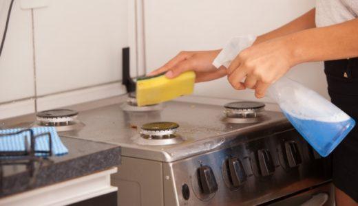 キッチン掃除の大敵「油汚れ」と上手に付き合う方法